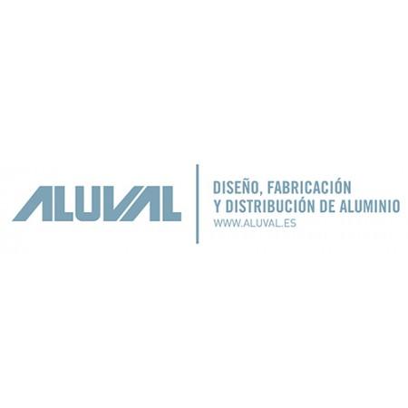 Vinilo Logo Aluval