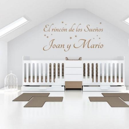 vinilos El Rincón de los Sueños Joan y Mario