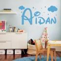 Vinilo nombre Aidan