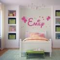 Vinilos Nombre Emily