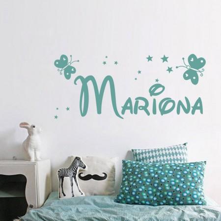 Vinilos Nombre Mariona