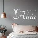 Vinilos nombre Aina