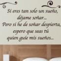 Cabecero Poema