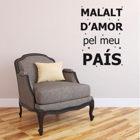 Vinils Malalt d'amor...