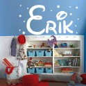 vinilos decorativos nombres Eric