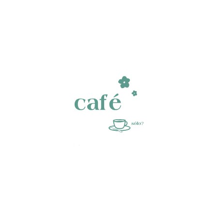 vinilos decorativos Cafe Baldosas