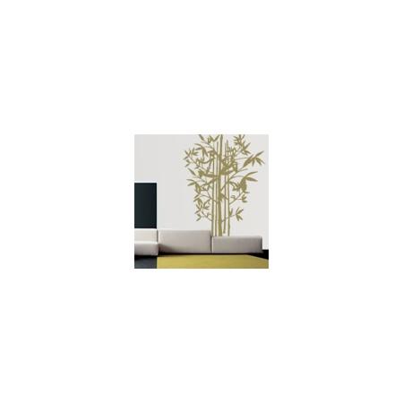 vinilos decorativos plantas Bambu