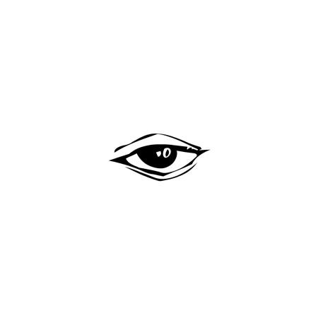 vinilos Ojos