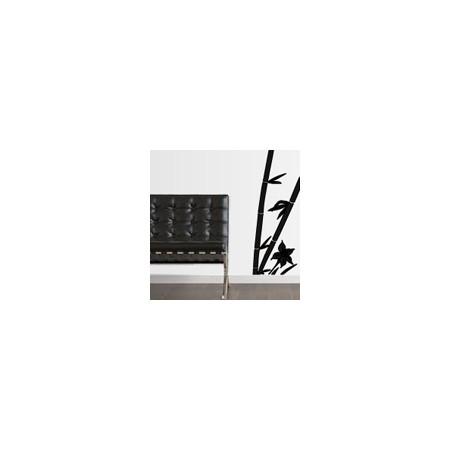 vinilos decorativos Ramas Bambú