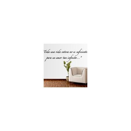 vinilos decorativos personalizados textos