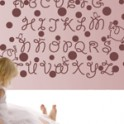 vinilos decorativos Abecedario Infantil