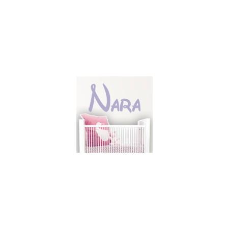 vinilos decorativos Nombre Nara