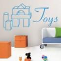 vinilos decorativos juguetes