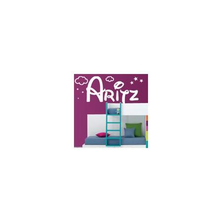 vinilos infantiles con Nombres - Aritz
