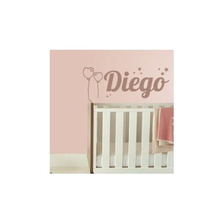 vinilos Nombres - Diego