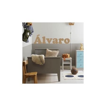 vinilos decorativos Nombres: Álvaro