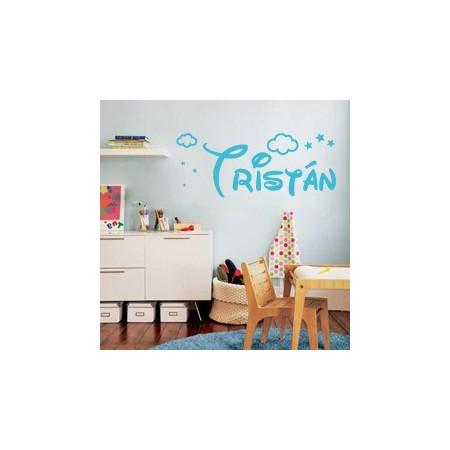 vinilos Nombre Tristan