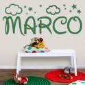 Nombres - Marco