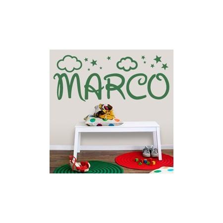 Vinilos Nombres Marco