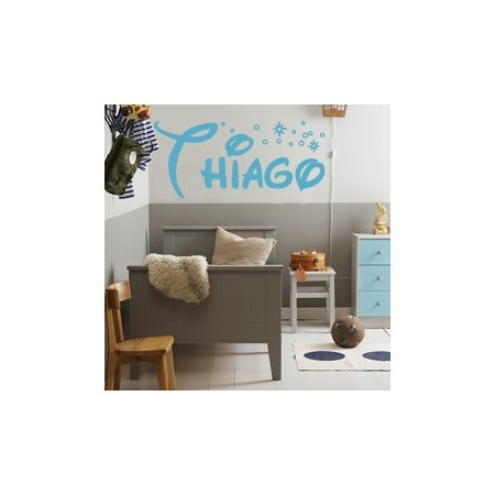 vinilos Nombres Thiago
