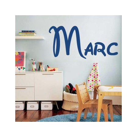 vinilos Nombres Marc