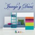 Dos Nombres: Juanjo y Dani