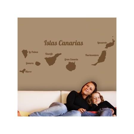 vinilos decorativos Islas Canarias
