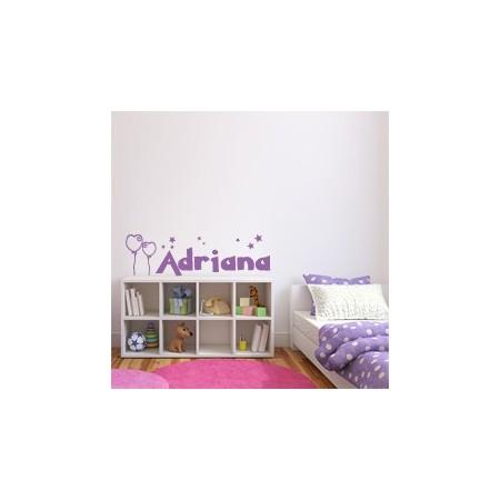 vinilos Nombres: Adriana