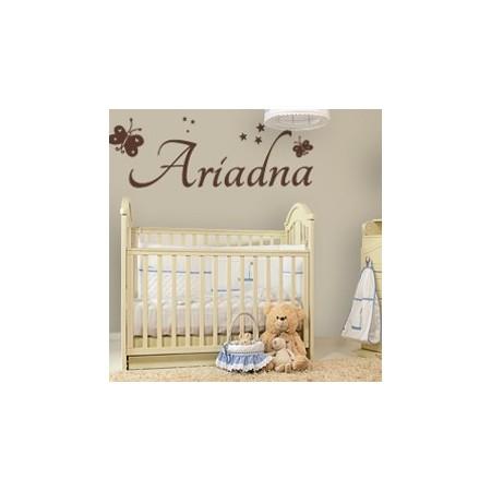 vinilos con Nombres: Ariadna