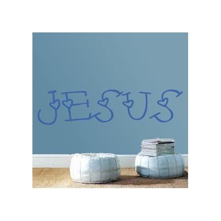 vinilos decorativos Nombre Jesús