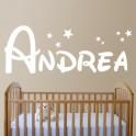 Vinilos Nombre Andrea