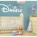 Vinilos Nombre Daniela
