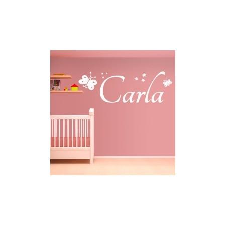 Vinilos Nombres: Carla